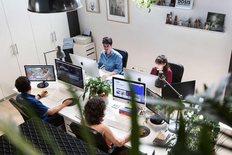 Agencia audiovisual, producción audiovisual Madrid y Zaragoza