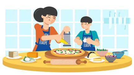 Vídeo animado | Alimentos sin lactosa | THE SHAPE OF TASTE